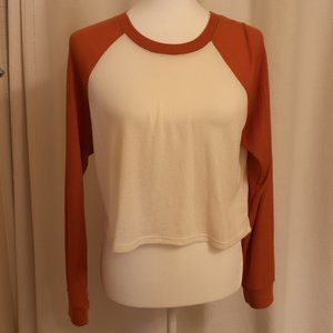 NWT forever 21 cropped top